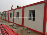 Передвижная полуфабрикат/Prefab дом для зоны Construstion