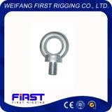 Гальванизировать винта DIN580 глаза электрический/нержавеющая сталь AISI 304&316