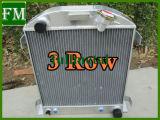 3 줄 Chevy 모형 T 물통 24-27를 위한 모든 알루미늄 방열기