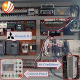 Máquina de estratificação da flauta de alta velocidade inteiramente automática da série de Qtm