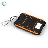 Портативный энергии панели 12000mAh светодиодный индикатор USB солнечная энергия банка