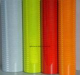 反射広がるビニールロールスロイスを広げる新しい材料の広告