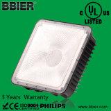 Dosel de LED de luz con 5 años de garantía