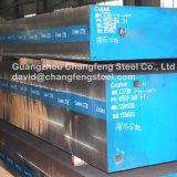 Aço de aço do bloco do molde P20+Ni/3Cr2NiMo plástico forjado de 1.2738/