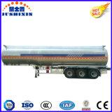 3 reboque do diesel do eixo 56000L/depósito de gasolina de Petro Semi