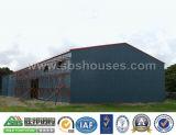 Prefabricated 가벼운 강철 구조물 고품질 창고