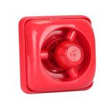 Sirena convenzionale dello stroboscopio per il segnalatore d'incendio di incendio