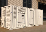 тепловозный генератор 1MW для сбывания - приведенного в действие Cummins (GDC1250*S)