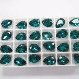 Preço Factroy cordões de cristal de pregas de prata decorativa para joalharia Tornar Fornecedor da China