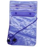 Im Freien Schwimmen-Handy-wasserdichter Beutel-Gleitbetriebs-Beutel-Halter-trockener Schutz