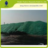 bon réseau de sécurité dans la construction de vert d'épreuve de la poussière des prix 60GSM