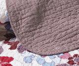 Coverlet prelavato personalizzato del copriletto imbottito assestamento Comfy durevole 1-Piece impostato per 85