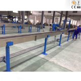 Belüftung-Plastikkabel-Draht-Extruder-Maschinen-Zeile