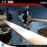 Máquina plástica automática del tubo del PVC con el estirador de tornillo gemelo