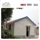 Einfach vorfabriziertes helles kleines Landhaus-Stahlhaus/Haus zusammenbauen