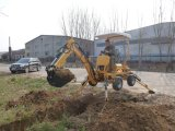 Excavador de la alta calidad de China mini (HQLW-18) con ISO, SGS