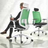 높은 뒤 메시 뒤 사무실 직원 테이블을%s 인간 환경 공학 업무 의자