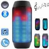새로운 Wireless Column LED Pulse Speaker Colorful Lights Handsfree Altavoz Sport 3D Stereo