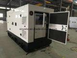 110kVA tipo silenzioso prezzo diesel del generatore del motore di Weifang Ricardo da vendere