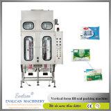 Enchimento e selagem vertical automática para máquinas de embalagem de líquidos da Bolsa