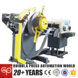 Máquina del alimentador de Uncoiler de la enderezadora del Nc en la máquina de la automatización (MAC2-300)