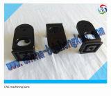 Pièce de rechange de usinage d'appareil-photo de commande numérique par ordinateur d'aluminium chaud de vente