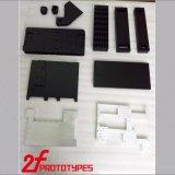 Il prototipo di plastica professionale di nylon di Lastic di Peek acrilico dell'ABS POM PMMA di alta precisione parte le parti personalizzate automatiche di plastica dei campioni modellate iniezione automobilistica di CNC