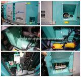 генератор 150kVA/128kw 135kVA/108kw молчком с типом Denyo Kubota