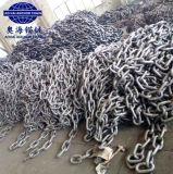직류 전기를 통한 배 열려있는 링크 닻 사슬 Aohai 닻 사슬 공장