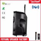 Temeisheng Feiyang/12-дюймовый динамик Bluetooth с тележкой и светодиодный индикатор (CX-12D)