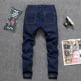 Новая мода джинсы с специальной конструкции по пояс в Man (HDMJ0018-17)
