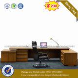贅沢なデザインL形の執行部の机(HX-8N1324)