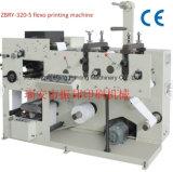 Stampatrice flessografica con una UV (colore 450-1)