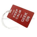 Kundenspezifischer einzelnes Blatt-Drucken Belüftung-Arbeitsweg-Gepäck-Beutel/Handtaschen-Marke