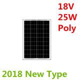 poli PV comitato solare di 18V 25W