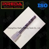Ausschnitt-Hilfsmittel der Preda Karbid-Torsion-Bohrmeißel-HRC60
