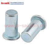 DIN6791 Semi-Tubular鍋ヘッドリベット