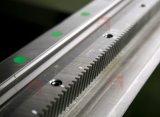 1000Wドイツの金属板のファイバーレーザーの打抜き機