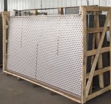 Économie d'énergie pertinente de plaque de bosse et plaque de submersion d'échange thermique de protection de l'environnement