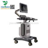 Ysb-K100病院の医療機器15のインチ4Dの熱い販売の移動式トロリーカラー超音波機械