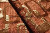 Tessuto da arredamento del Chenille di Gemotric (FTH31073)
