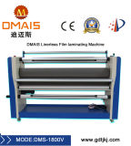 DMS-1800V die Kälte-und Wärme-automatischer Film-lamellierende Maschine
