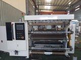 Machine de fente en plastique à grande vitesse de roulis Ztm-D