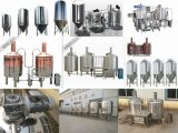 Edelstahl-helle Bier-und Gärung-Becken-Mikrobrauerei-Geräten-Pflanze