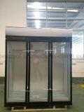 Refrigeradores comerciales de la bebida de la energía del refrigerador de la bebida del supermercado