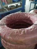 Assemblee di tubo flessibile senza fili senz'aria dello spruzzo della vernice conduttiva