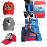 모자 압박 기계를 인쇄하는 디지털 사진 승화 모자 열전달