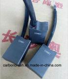 Erzeugnis kundenspezifische CG651 Kohlebürste für Industrie