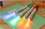 Publicidad promocional bolígrafo con luz