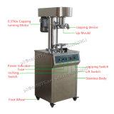 ガラス缶のための機械を密封するDfj160半自動電気缶